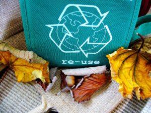 リサイクルバッグ