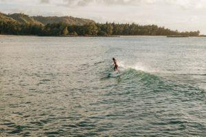 サーフィンの歴史