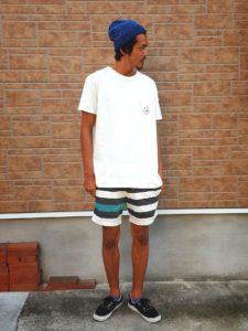 エンドレスサマーTシャツ×55DSLボードショーツ