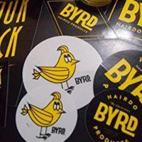 BYRDのステッカー各種