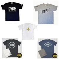 BYRDのTシャツ