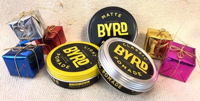 BYRDのギフト向きアイテム