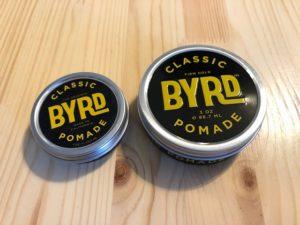 BYRDクラシックポマード比較